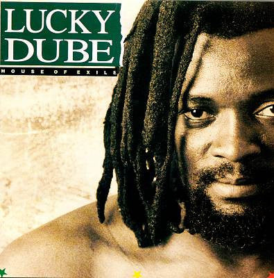 Lucky Dube - House Of Exile Vinyl LP - direct audio