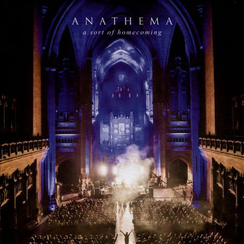 Anathema - A Sort Of Homecoming on 180g 3LP + Download - direct audio