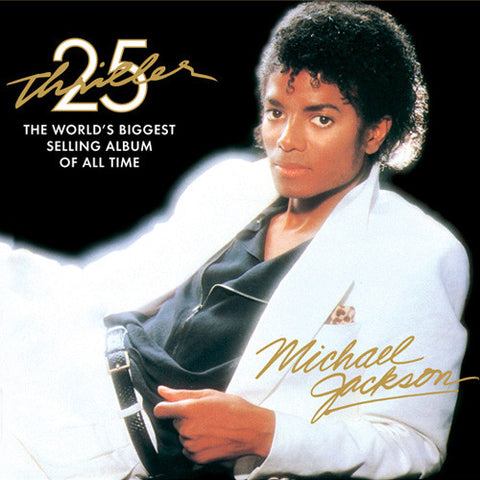 Michael Jackson - Thriller  25th Anniversary Edition 180g Vinyl LP - direct audio