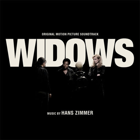 Hans Zimmer - Widows Soundtrack Vinyl LP - direct audio
