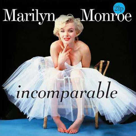 Marilyn Monroe - Incomparable on 180g Import 2LP - direct audio