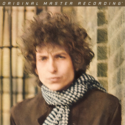 Bob Dylan - Blonde on Blonde on Numbered Limited Edition 180g 45RPM 3LP Box Set from Mobile Fidelity - direct audio