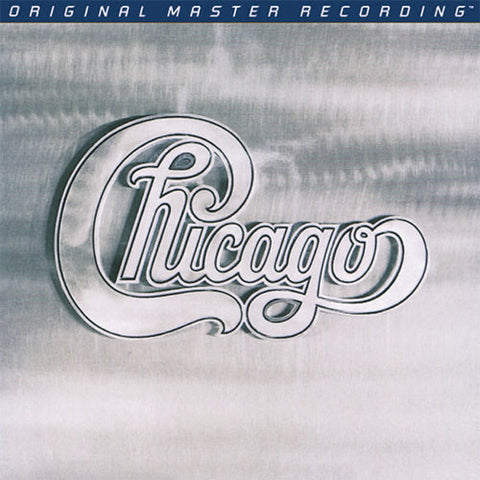 Chicago - Chicago II on Numbered Limited Edition Hybrid SACD from Mobile Fidelity