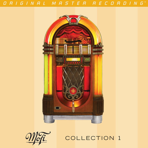 Mobile Fidelity Collection Volume 1 - on Numbered Limited Edition Hybrid SACD from Mobile Fidelity - direct audio