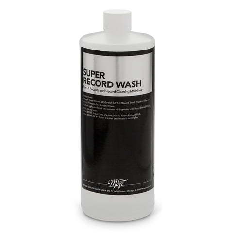 Mobile Fidelity - Super Record Wash (32oz) - direct audio
