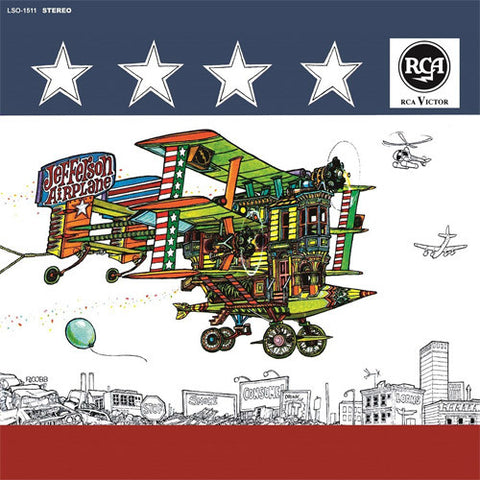 Jefferson Airplane - After Bathing At Baxter's on 180g Mono LP - direct audio