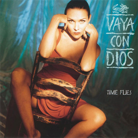 Vaya Con Dios Time Flies Numbered Limited Edition Colored 180g Import Vinyl LP