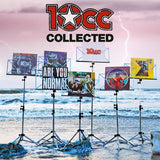 10cc - Collected Numbered Limited Edition Colored 180g Import Vinyl LP July 14 2017 Pre-order