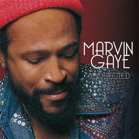 Marvin Gaye - Collected Numbered Limited Edition Colored 180g Import Vinyl 2LP - direct audio