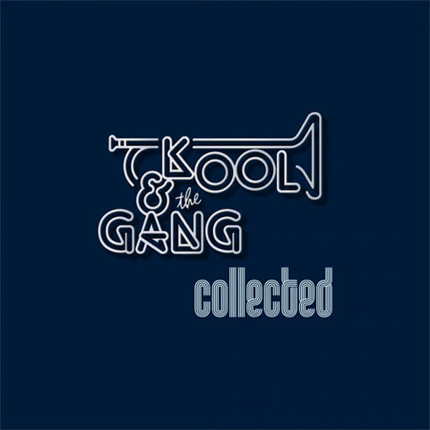 Kool & The Gang Collected Numbered Limited Edition Colored 180g Import Vinyl 2LP