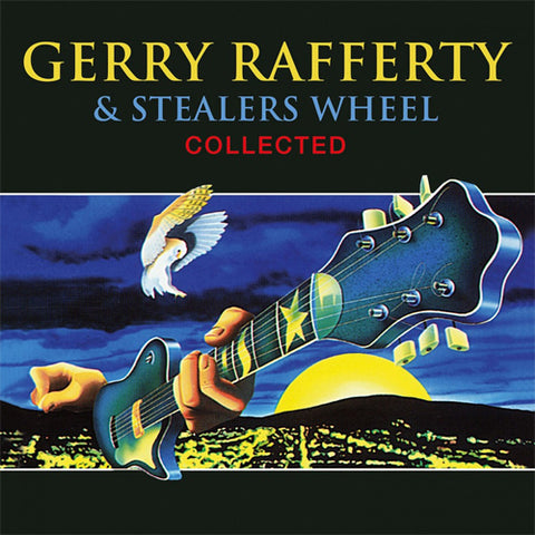 Gerry Rafferty & Stealers Wheel Collected Numbered Limited Edition Colored 180g Import Vinyl 2LP