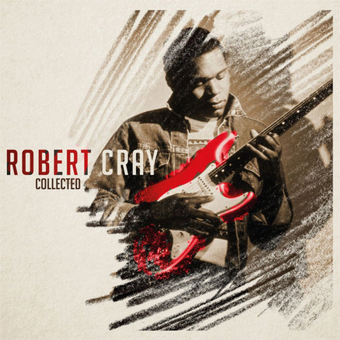 Robert Cray - Collected Numbered Limited Edition Colored 180g Import Vinyl 2LP - direct audio