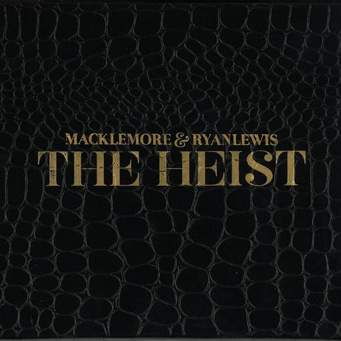 Macklemore And Ryan Lewis - The Heist: Deluxe on Limited Edition 180g 2LP Box Set + Collectable Sharkface Download Card - direct audio