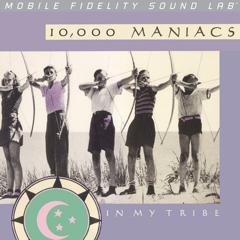 10,000 Maniacs - In My Tribe on Numbered Limited Edition Vinyl LP from Mobile Fidelity - direct audio
