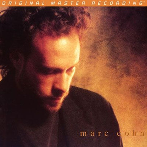 Marc Cohn - Marc Cohn on Numbered Limited-Edition 24K Gold CD from Mobile Fidelity - direct audio