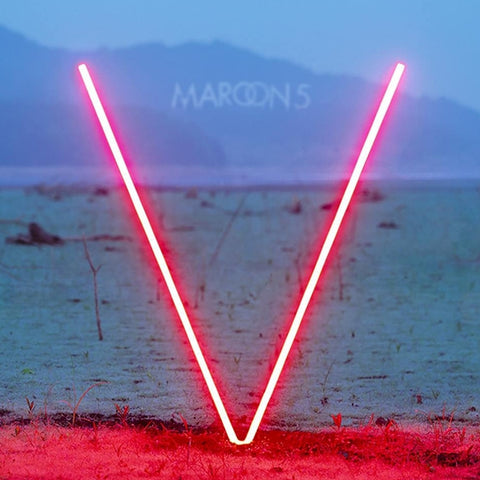 Maroon 5 - V Colored LP - direct audio