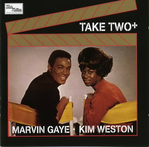 Marvin Gaye And Kim Weston - Take Two on 180g LP - direct audio