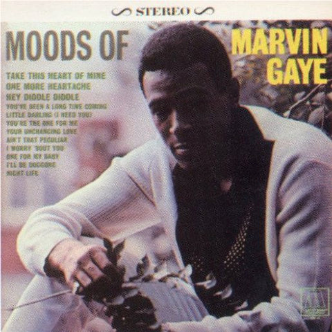 Marvin Gaye - Moods Of Marvin Gaye on 180g LP - direct audio