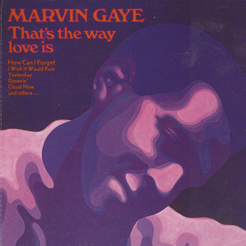 Marvin Gaye - That's The Way Love Is on 180g LP - direct audio