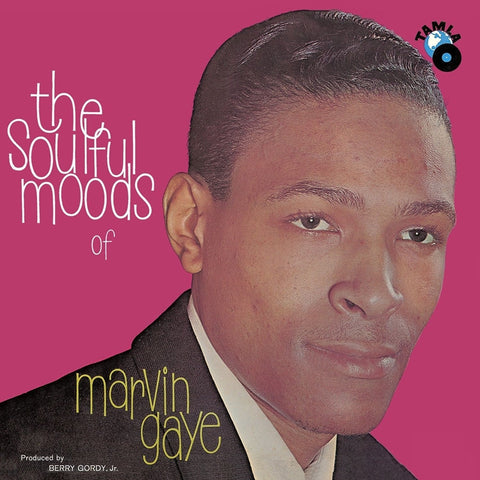 Marvin Gaye - The Soulful Moods Of Marvin Gaye on 180g LP - direct audio