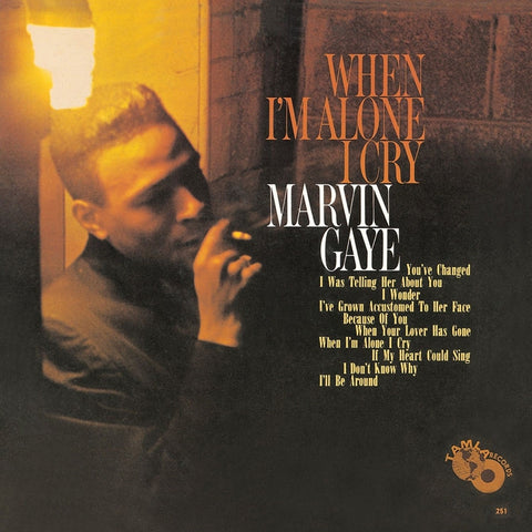 Marvin Gaye - When I'm Alone I Cry on 180g LP (Awaiting Repress) - direct audio