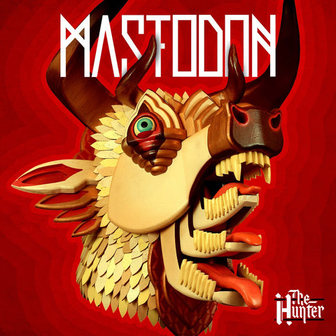 Mastodon - The Hunter on LP - direct audio