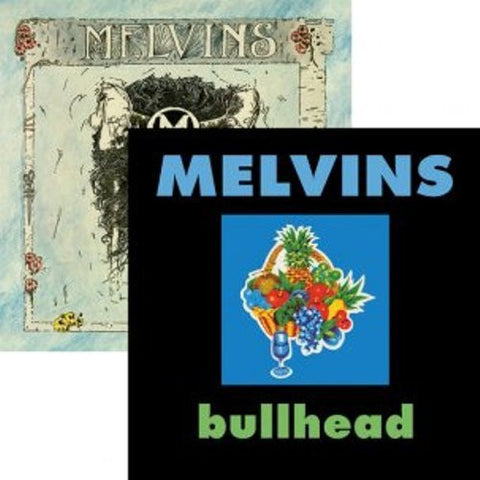 Melvins - Ozma / Bullhead on Limited Edition 2LP + Download - direct audio