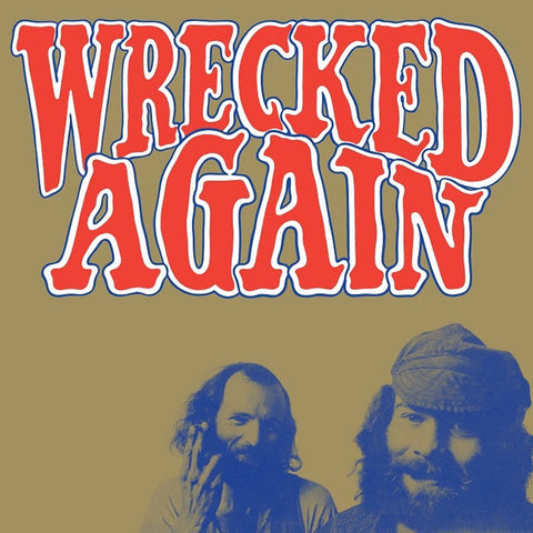 Michael Chapman - Wrecked Again on Limited Edition 180g LP - direct audio