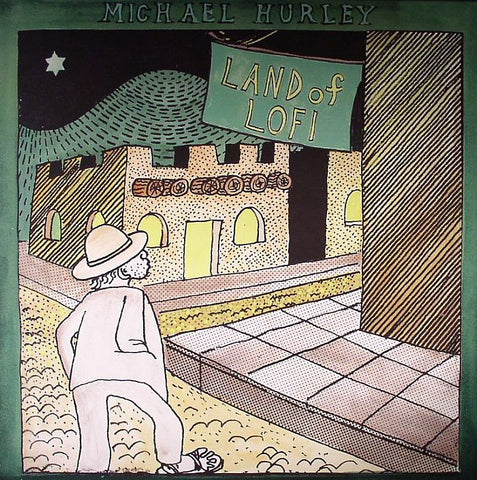 Michael Hurley - Land Of Lofi on Limited Edition LP - direct audio
