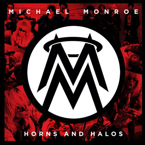 Michael Monroe - Horns And Halos on LP - direct audio