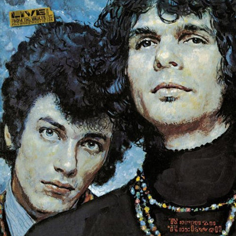 Mike Bloomfield And Al Kooper The Live Adventures Of Mike Bloomfield And Al Kooper on 2LP - direct audio