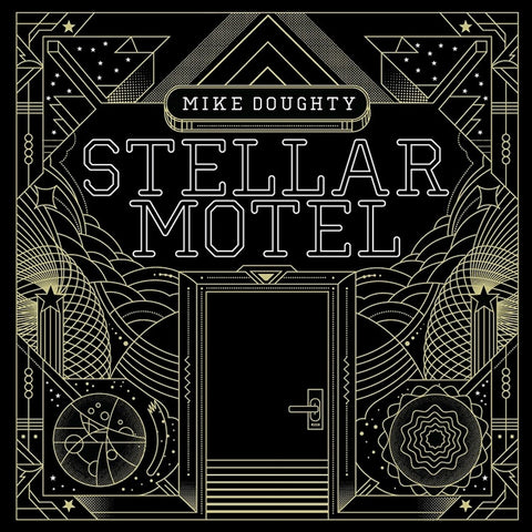 Mike Doughty - Stellar Motel on 2LP - direct audio