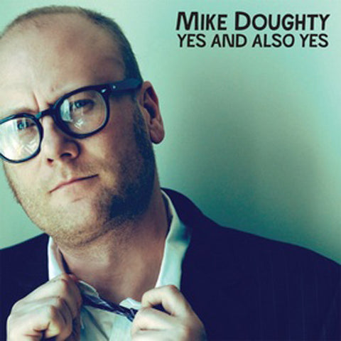 Mike Doughty - Yes And Also Yes on Vinyl LP - direct audio