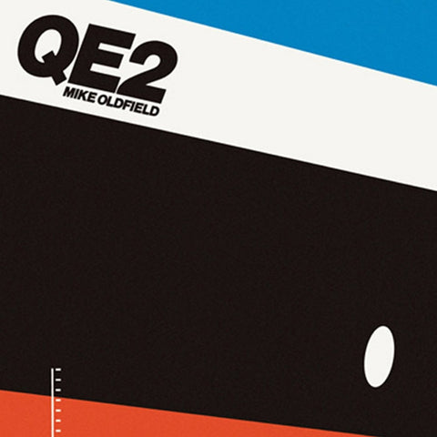 Mike Oldfield - Q.E.2. Import Vinyl LP - direct audio