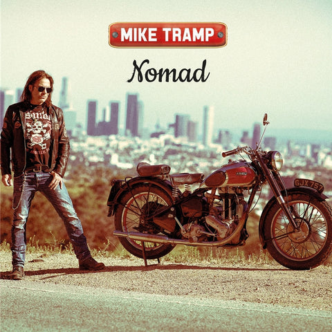 Mike Tramp - Nomad on LP - direct audio