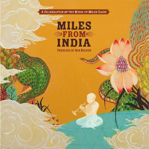 Miles From India: A Celebration Of The Music Of Miles Davis on Limited Edition 180g Vinyl 3LP Box Set - direct audio