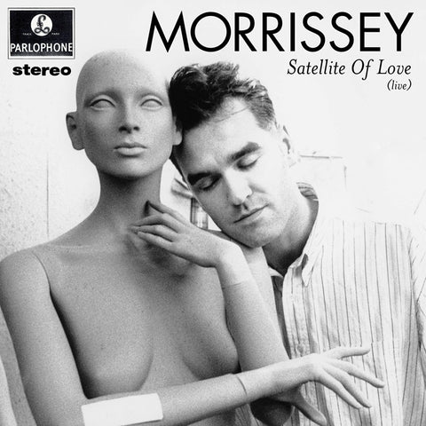 "Morrissey - Satellite Of Love (Live) on 45RPM 12"" Vinyl - direct audio"