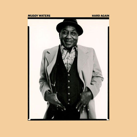 Muddy Waters - Hard Again on Limited Edition 180g LP - direct audio
