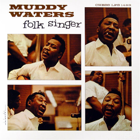 Muddy Waters  - Folk Singer on 200g 45RPM 2LP (Out Of Stock) - direct audio