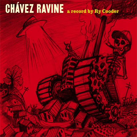 Ry Cooder - Chavez Ravine Vinyl LP - direct audio