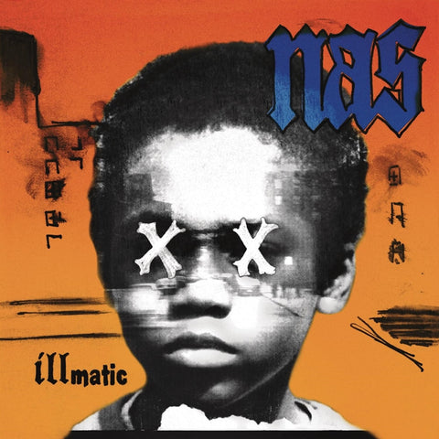 Nas - Illmatic XX on 180g LP + Download - direct audio