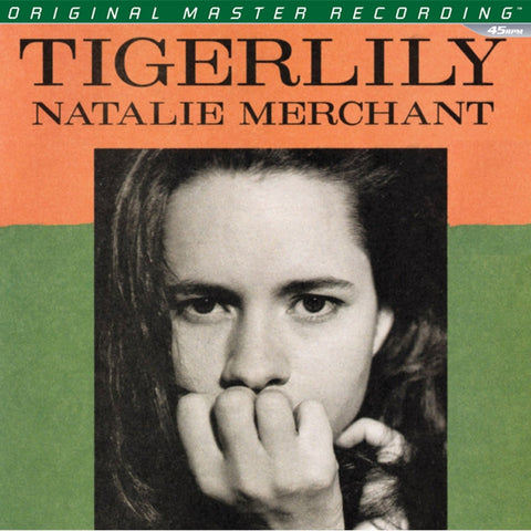 Natalie Merchant - Tigerlily on Numbered Limited-Edition 24K Gold CD from Mobile Fidelity - direct audio