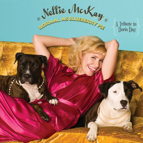 Nellie McKay - Normal As Blueberry Pie: A Tribute To Doris Day on Vinyl LP - direct audio