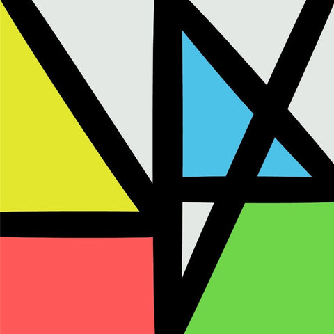 New Order - Music Complete on 2LP + Download - direct audio