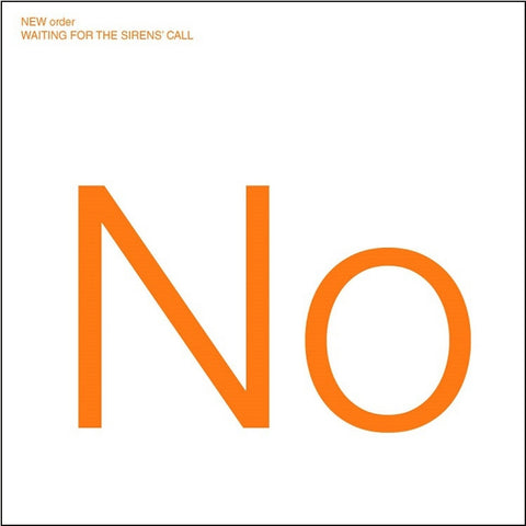 New Order - Waiting For the Sirens Call 180g Vinyl 2LP - direct audio