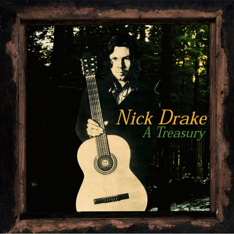 Nick Drake - A Treasury on Vinyl LP - direct audio