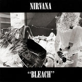 Nirvana - Bleach Colored Vinyl LP (Red) (Indie Exclusive) - direct audio
