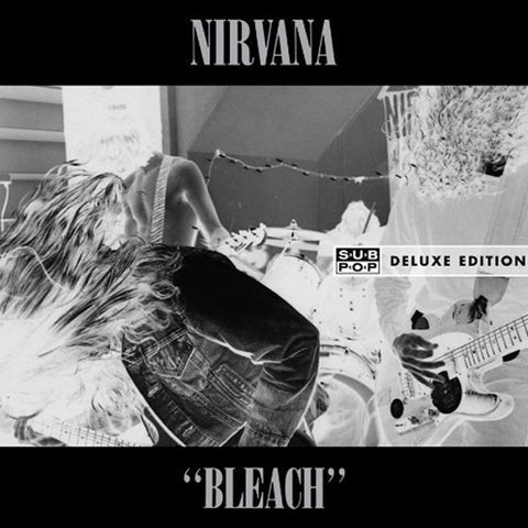 Nirvana - Bleach: Deluxe Edition 180g 2LP - direct audio