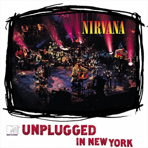 Nirvana - Unplugged In New York 180g LP - direct audio