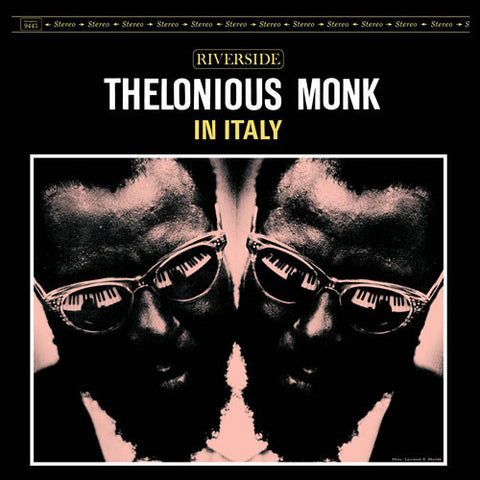 Thelonious Monk - In Italy on LP - direct audio